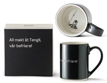 Astrid Lindgren Citat Mugg - All makt åt Tengil