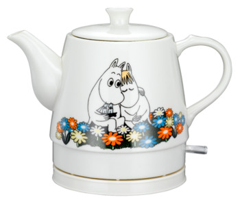 Moomin Kettle - Love (Ceramic)