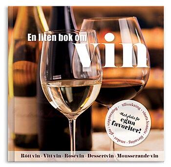 Presentbok - En liten bok om vin