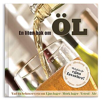 Presentbok - En liten bok om öl