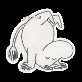 Mumin - Reflex - Glimmis - Mumintrollet står på händerna