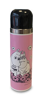 Moomin thermos flask 5 dl - Love