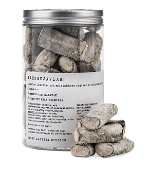 Haupt Lakrits - Svenskjävlar!