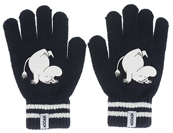 Moomin Winter Gloves - Kids - Moomintroll
