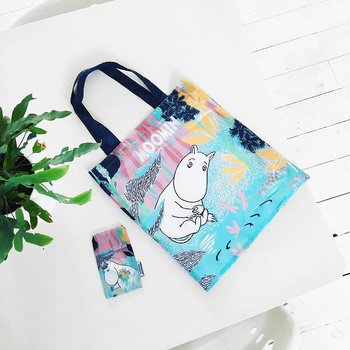 Moomin Pastell Shopper