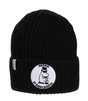 Moomin Winter Hat Beanie - Adult - Moominpappa