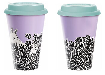 Moomin Take Away mug - Hide and seek