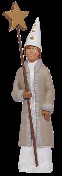 Stjärngosse Hans - Figurin - 20 cm -  Erkers Marie Persson