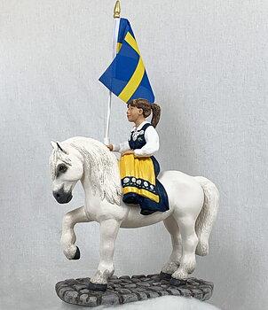 Sverigehästen - Figurin -  Erkers Marie Persson