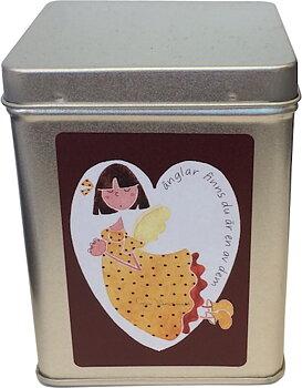 Tina Järdhult Änglaburk - Änglar finns du är en av dem