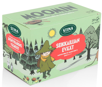 Moomin Tea Bags - Adventurer´s snacks