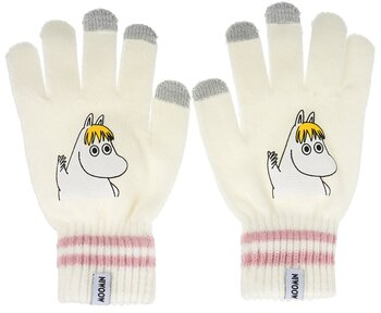 Moomin Winter Gloves Ladies - Snorkmaiden (Touch Screen)