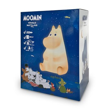 Moomintroll Night Lamp 22 cm