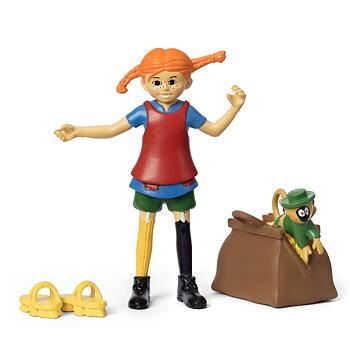 Pippi Långstrump Figurset
