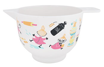 Moomin Bowl 1,5 Liter - Little My baking - Pastell