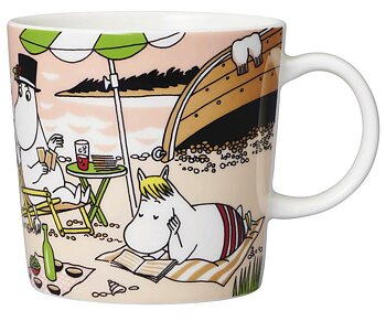 Arabia Moomin Mug - Together - Season Mug Summer 2021