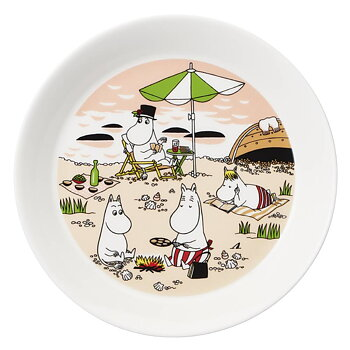 Arabia Moominplate - Season plate 2021 - Together