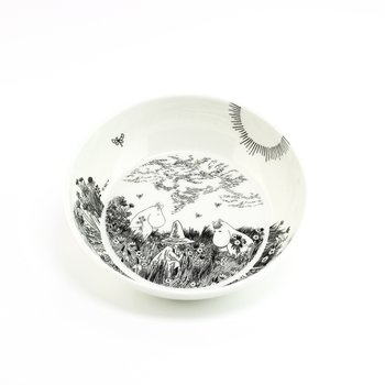 Moomin Bowl - Graphic