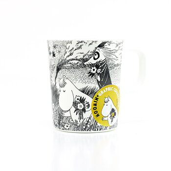 Moomin children's mug - Graphic
