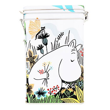 Moomin Coffe Tin - Meadow