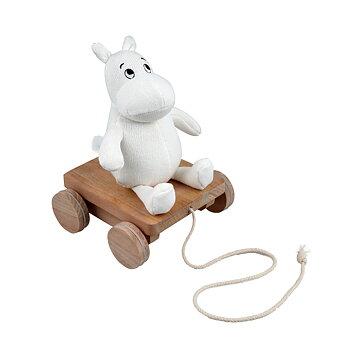 Moomin on wheels