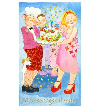Birgitta Lindeblad - Födelsedagskalender