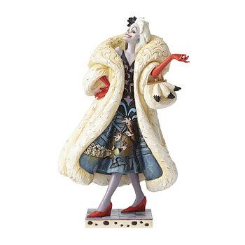 Cruella De Vil Figurin - Devilish dognapper