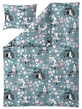 Moomin Bed set - Moominmamma´s Dreams