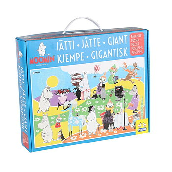 Moomin Giant Puzzle