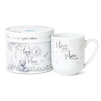 Mugg - Moon and back - Me to you