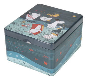Moomin Tea Tin - Storm