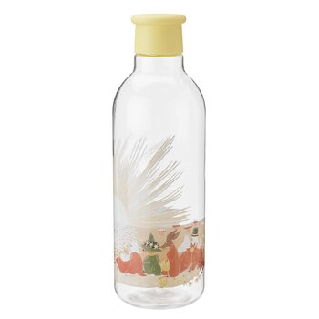 Moomin Drink-It Water Bottle 75 cl - Yellow - RIG-TIG
