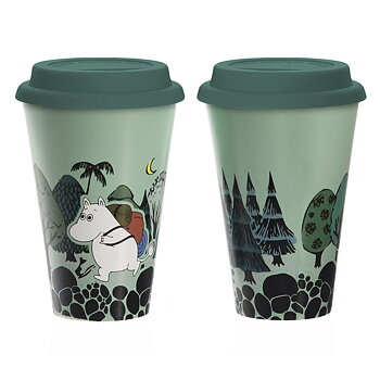 Moomin Take Away mug - Moomintroll Adventure