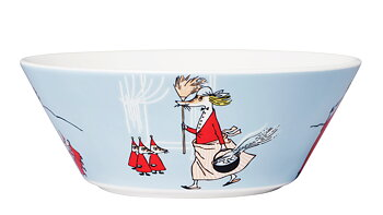 Arabia Moomin Bowl - Fillyjonk