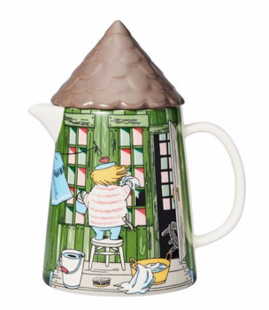 Arabia Moomin pitcher - Bath house (1 L)