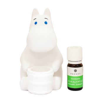 Moomin sauna ornament & Eucalyptus 10 ml