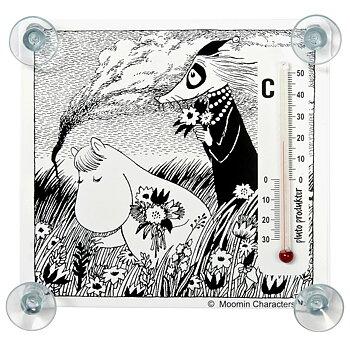 Mumin Termometer - Äng