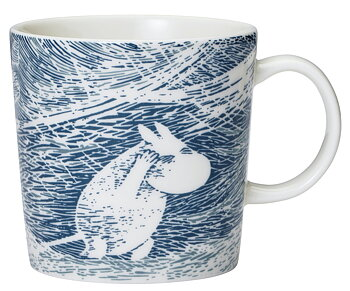 Arabia Moomin Mug - Snow Blizzard - Season Mug Winter 2020