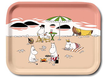 Moomin tray - Summer 2021