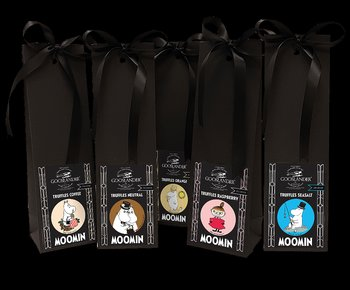 PACKAGE PRICE - Moomin Chocolate Truffles - 5-Pack