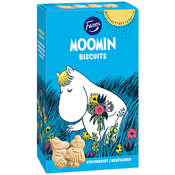 Moominbiscuits from Fazer, 175 g