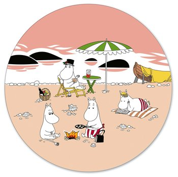 Moomin Pot coaster - Summer 2021