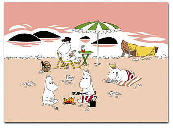 Moomin Table mat - Summer 2021