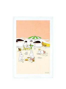 Moomin Kitchen Towel - Summer 2021