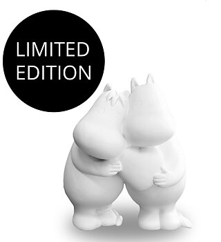 Moomin True Love Figurin - Polystone - Limited Edition