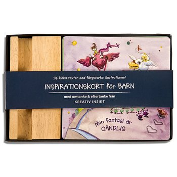 Inspirationskort för barn