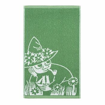 Mumin Frotté Handduk - Snusmumriken - 30x50 cm
