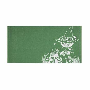 Moomin Bath towel - Snufkin - 70x140 cm