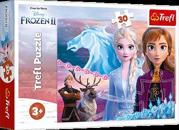 Frozen 2 30 Bitar Trefl