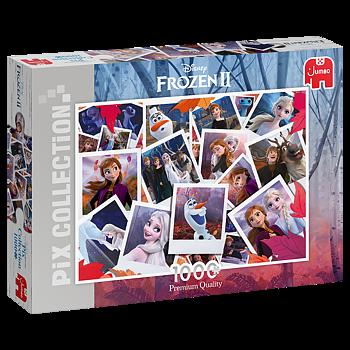 Frozen 2 1000 Bitar Jumbo